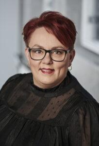 Forfatter Helle Renee Chapman